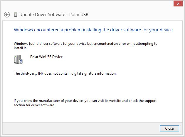 usb driver install for windows 10